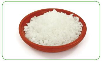 Морская соль рекомендуется для профилактики дефицита йода