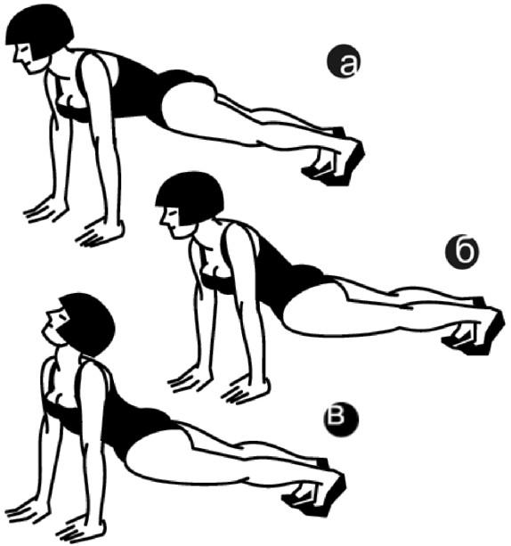 Разминочный комплекс упражнений