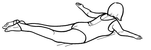 Упражнения, которые можно выполнять, лежа в постели