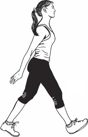 Шаг 4. Движение рук