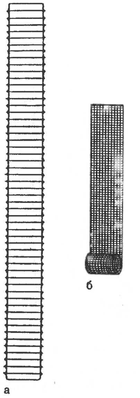 Рис. 6. Проволочные транспортные шины.